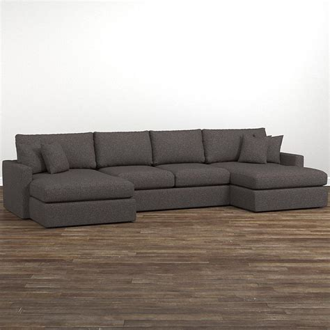 sectional or two sofas a sectional sofa collection with something for everyone