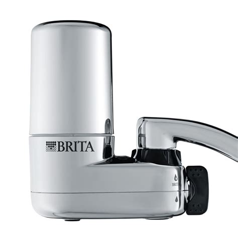 kitchen water filter faucet new brita water kitchen counter sink filtration system tap faucet with filter ebay