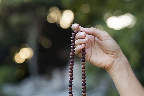mala meditation meditating with mala