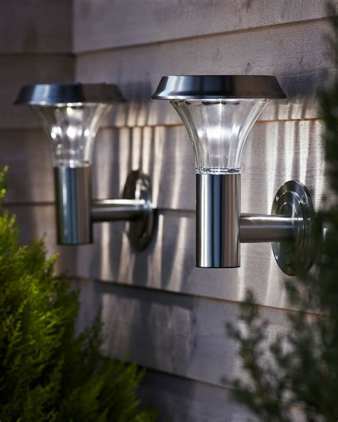solar power outdoor light best solar lights for garden ideas uk