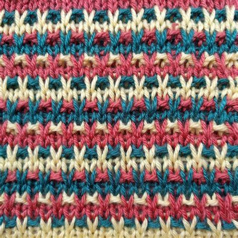 slip stitch knit speckled slip stitch ii purl avenue