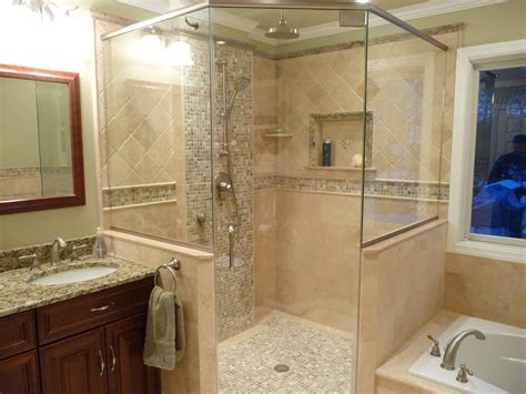 bathroom shower wall tile ideas 25 interesting pictures of pebble tile ideas for bathroom
