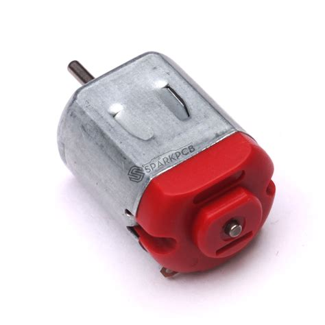 Small Electric Motor by 3000 Rpm 3v To 9v Dc Flat Small Size Motor Sparkpcb