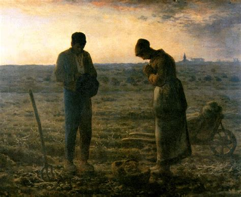 angelus paint canvas file jean fran 231 ois millet angelus jpg wikimedia commons