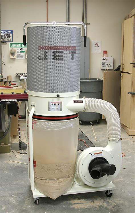 woodworking dust collection systems reviews jet s vortex dust collector popular woodworking magazine