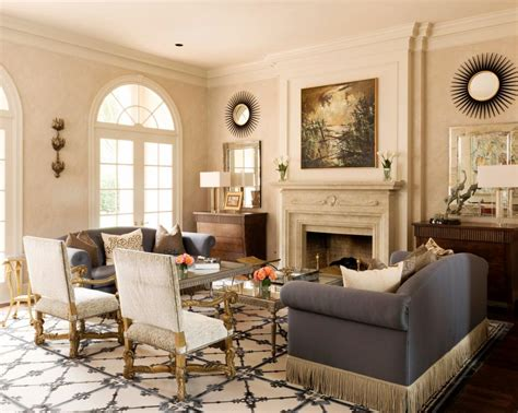 traditional living rooms traditional living and dining rooms with touch of whimsy