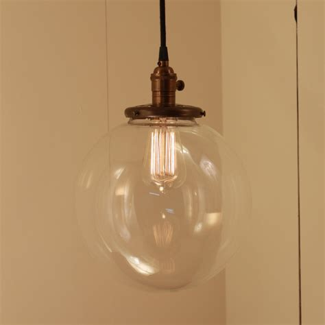 light fixtures pendant hanging pendant light fixture with xtra large glass globe