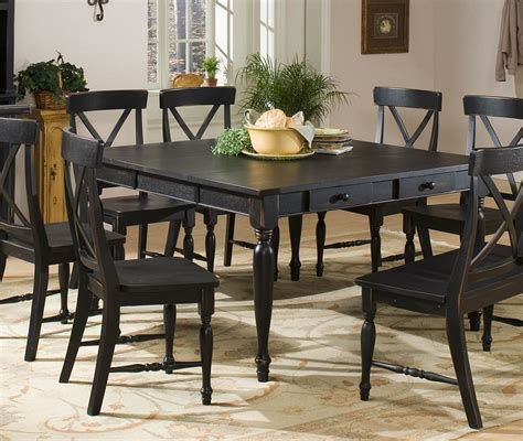 black square dining room table dining room excellent image of dining room decoration