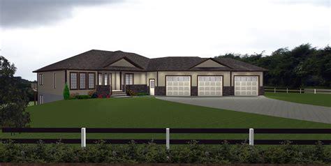 3 Bedroom 3 Bath House Plans acreage farmhouse plans by e designs 4