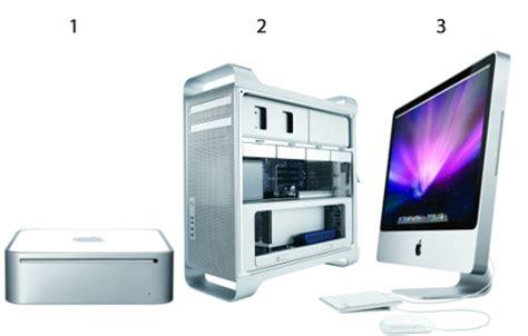 apple booste ses ordinateurs de bureau informatique