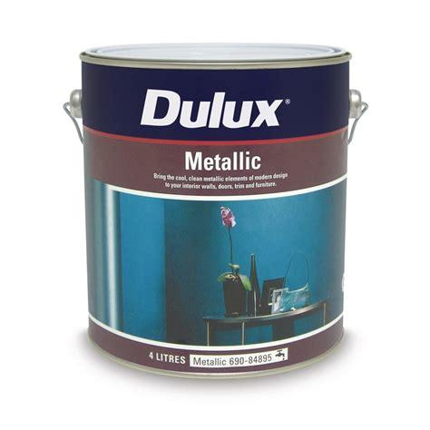 dulux chalkboard paint nz dulux metallic effects paint 4l sku 00561800 bunnings