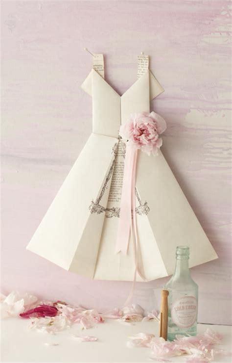 paper dress origami diy tutorial paper dolls origami paper dress