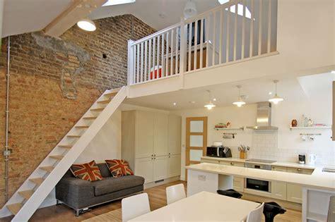 house with mezzanine floor plan flat refurbishment with feature mezzanine floor in kt1