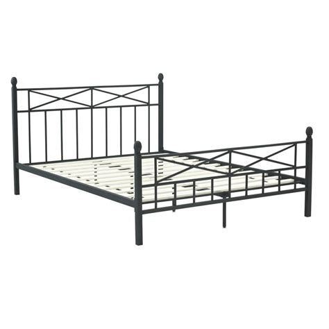 bed frame headboard and footboard 1000 ideas about iron bed frames on metal