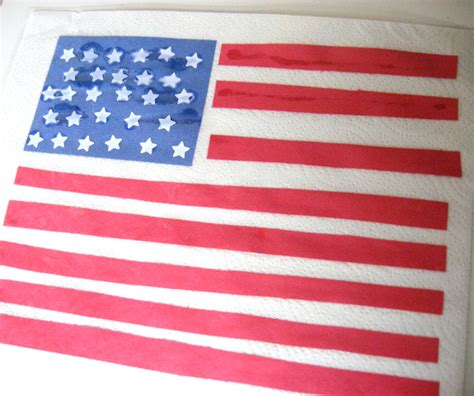 flag crafts for american flag crafts for no time for flash cards
