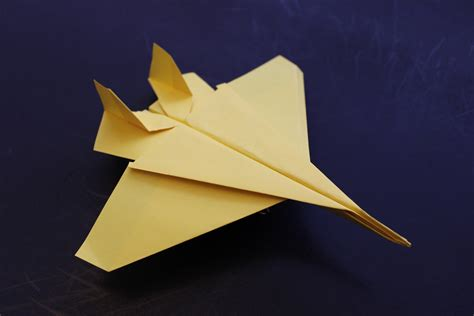 cool origami planes how to make a cool paper plane origami f15