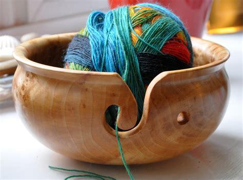 knitting yarn bowls uk yarn bowl from the sweet kitchen