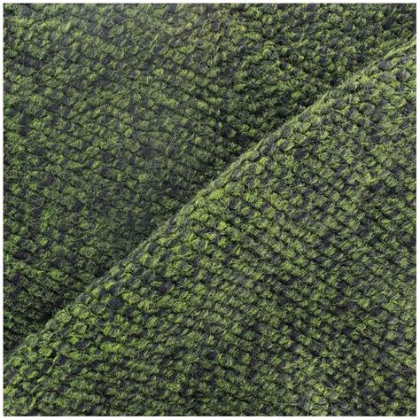 wool knit fabric wool knit fabric green x 10cm ma mercerie