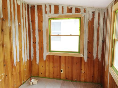 how to fix wood paneling painted wood paneling paneling fix wowmake your