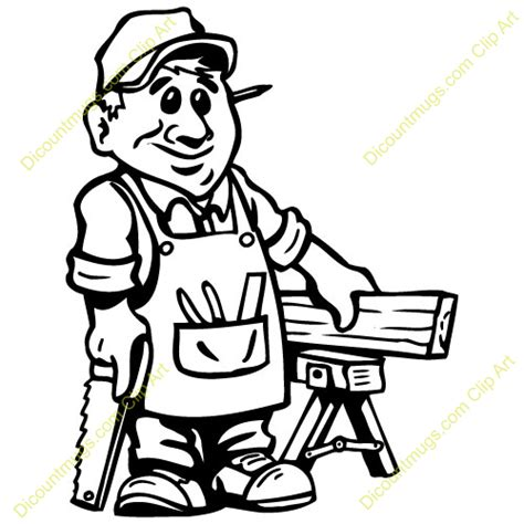 woodworking clipart 21 woodworking tools drawing egorlin