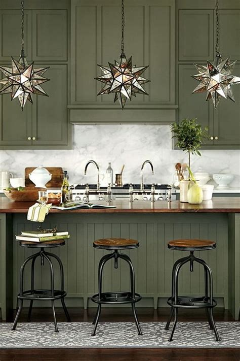 green painted kitchen cabinets 80 cool kitchen cabinet paint color ideas