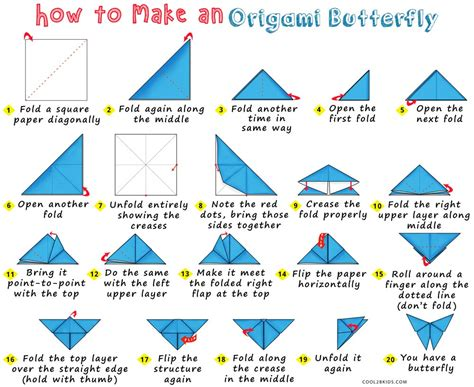 how to make a butterfly origami how to make an origami butterfly cool2bkids