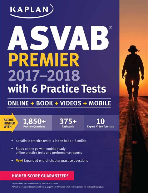 pcat prep plus 2018 2019 2 practice tests proven strategies kaplan test prep asvab premier 2017 2018 with 6 practice tests book by