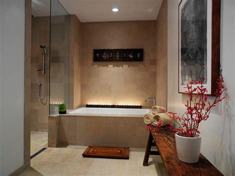 Spa Bathroom Ideas by Spa Inspired Master Bathroom Hgtv