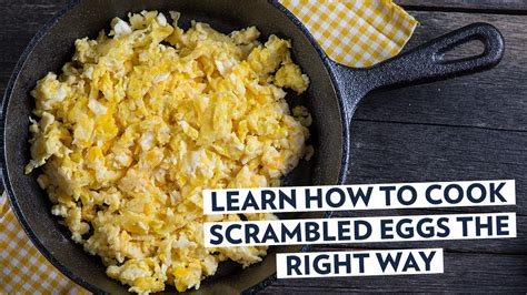 how to make scrabbled eggs learn how to cook scrambled eggs the right way bodyrock