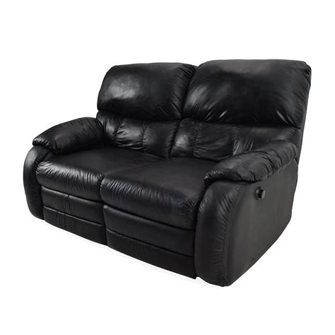 used leather sofas used black leather sofa used black leather reclining