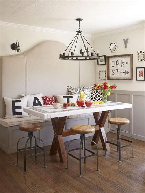 eat in kitchen decorating ideas beautiful and cozy breakfast nooks hative