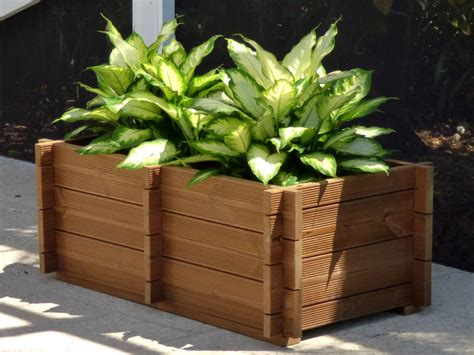 wooden planter box wooden planter box kits by bzbcabinsandoutdoors net