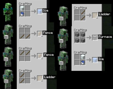 minecraft craft how to make a crafts table in minecraft