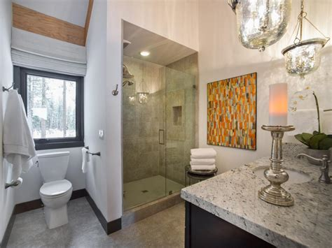 Win A Bathroom Makeover 2014 by Hgtv Home 2014 Guest Bathroom Pictures And