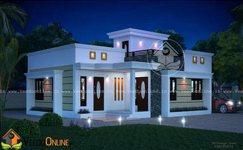 home design low budget 1220 square contemporary low budget home design