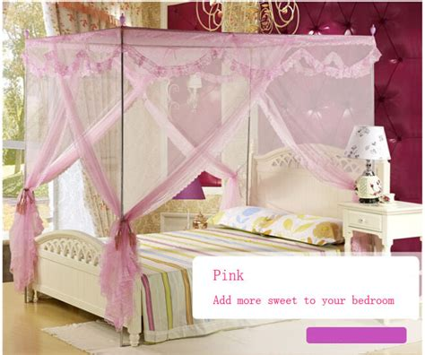 4 post canopy bed 4 post bed canopy four corner point insect mosquito net