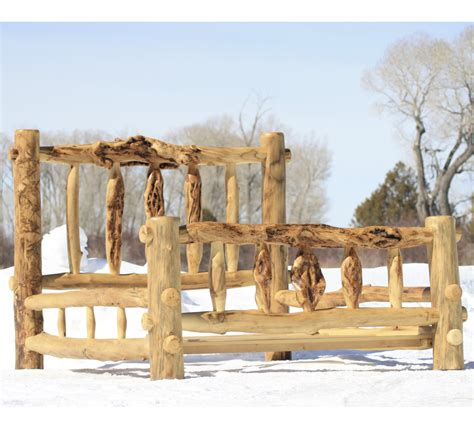 log bed pdf diy building a log bed frame build wooden