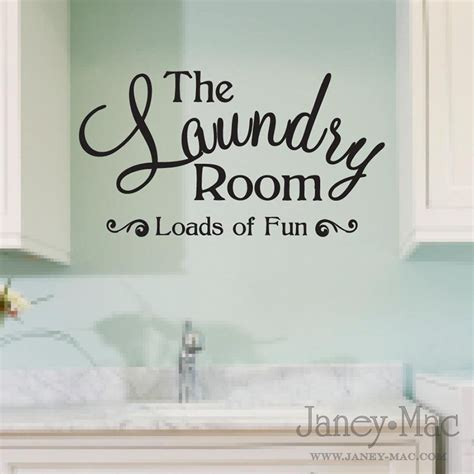 laundry room wall stickers laundry room wall decal quote loads of sticker vinyl