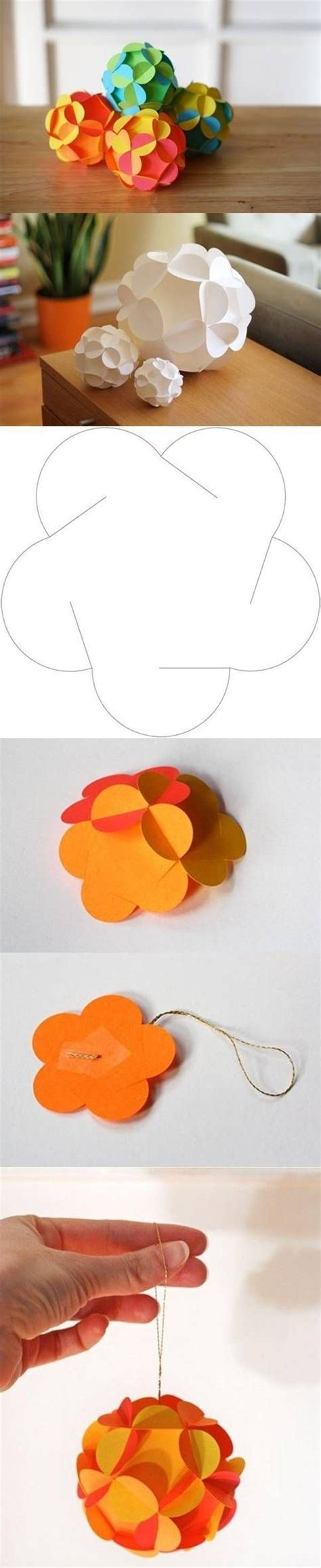 beautiful paper craft decorate your tree with beautiful diy paper