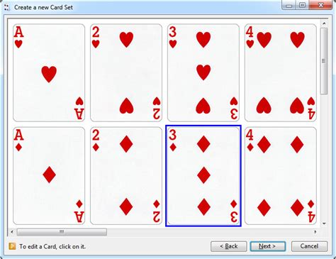 card set solsuite solitaire graphics pack create new card sets wizard