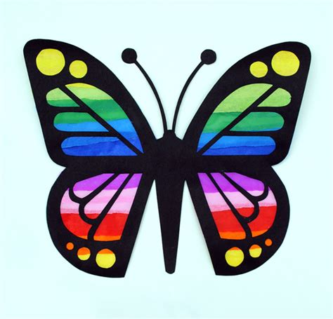 butterfly craft butterfly crafts activities for
