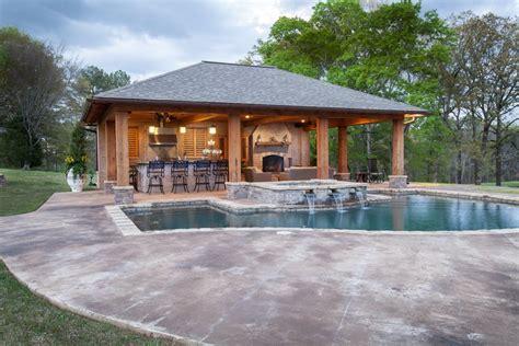 cabana for backyard backyard cabana design landscaping network