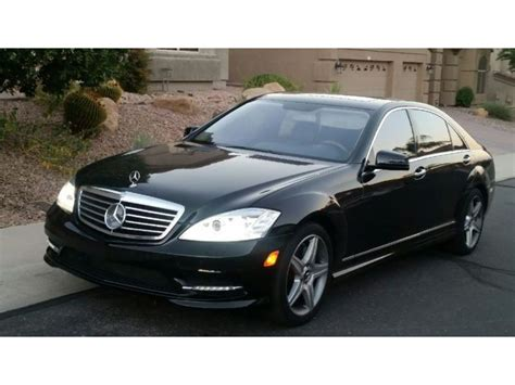 Mercedes For Sale By Owner by 2010 Mercedes S Class Sale By Owner In Casa Grande