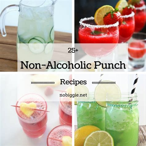 non alcoholic punch recipes for healthy punch recipes that are non alcoholic