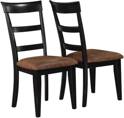 and black dining chairs black wood dining chairs home furniture design