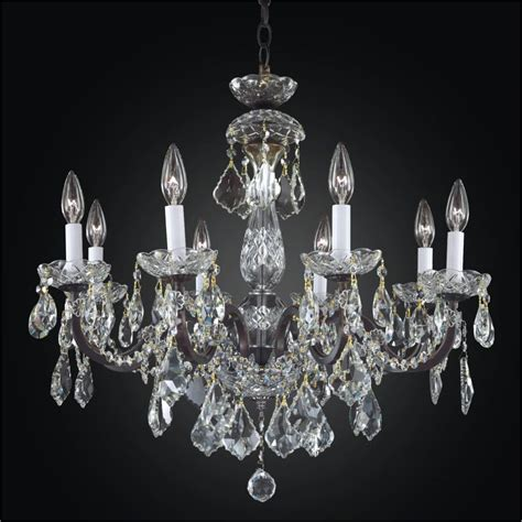 iron chandelier iron and chandelier 8 light chandelier 543a