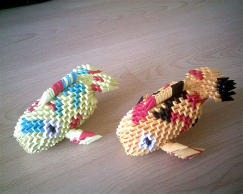 3d origami fish koi fish 2 jpg album awdrjus 3d origami
