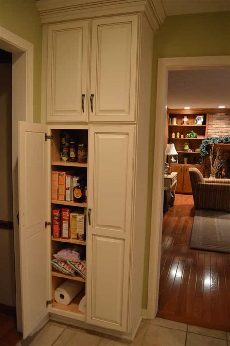 kitchen closet doors kitchen pantry closet a closet or pantry house design