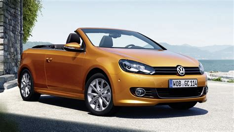 Volkswagen Cabriolet Convertible by 2016 Vw Golf Cabriolet With Minor Updates Heads To