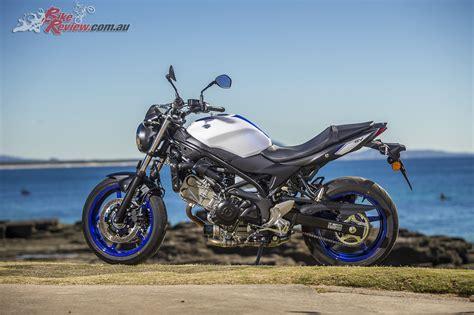 Sv650 Suzuki by Review 2017 Suzuki Sv650 Bike Review